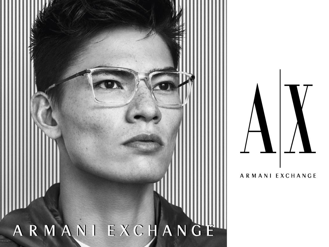 Fiatalos, stílusos - Armani Exchange férfi szemüvegkeretek