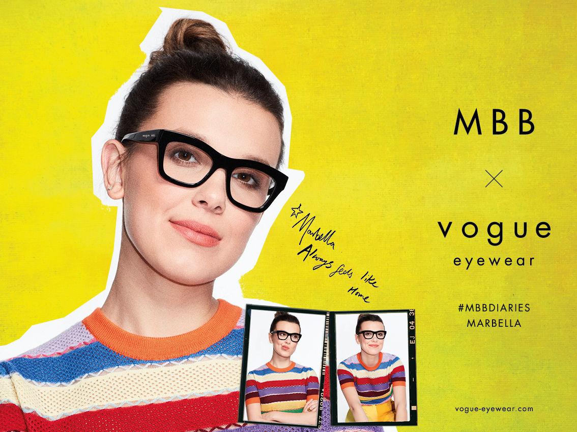 Vogue női szemüvegkeretek - nagyvilági életérzés